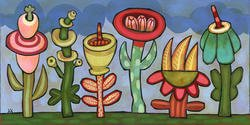 6 Flowers
